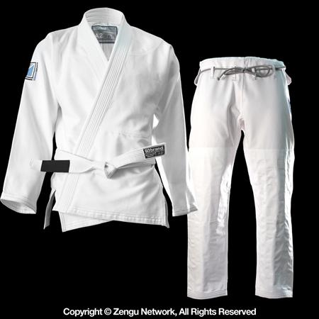 93 Brand Hooks 20 Jiu Jitsu Gi with Free White Belt
